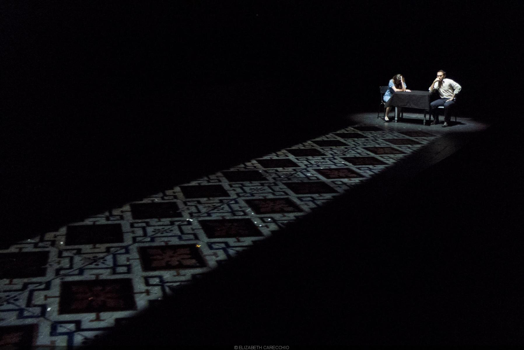 Vivant, trop vivant : l'expérience du théâtre en confinement