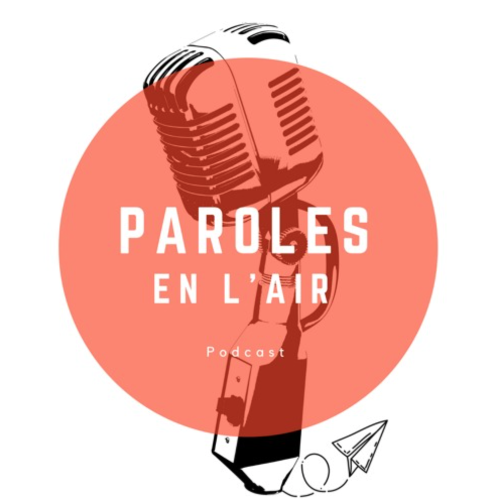 Podcast Paroles en l'Air